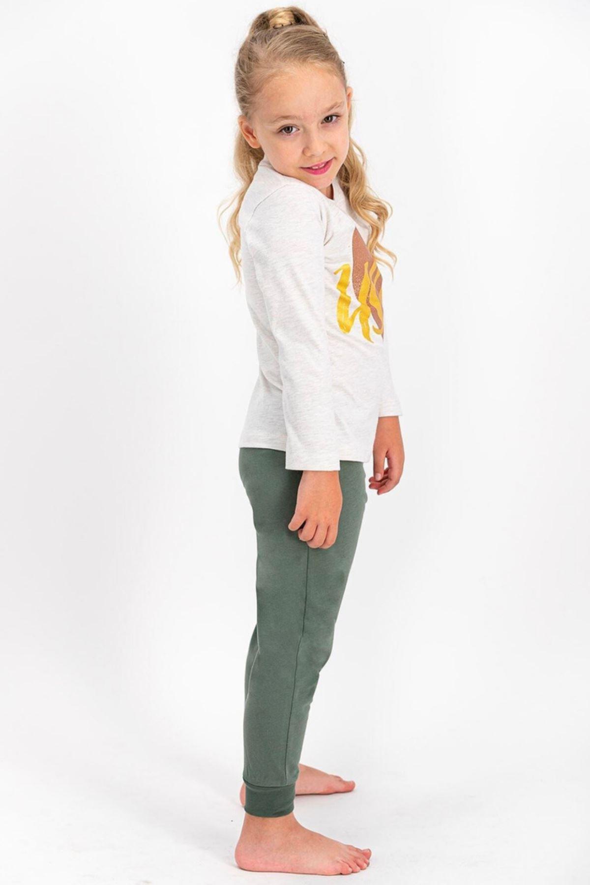 9-15 Yaş Us Polo Assn Lisanslı Kız Çocuk Takım
