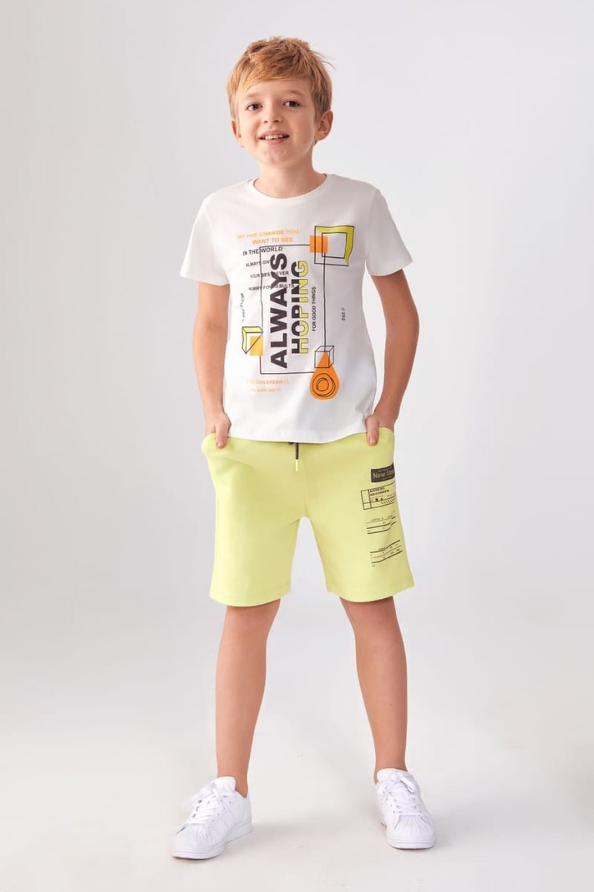 Always Erkek Çocuk T-shirt