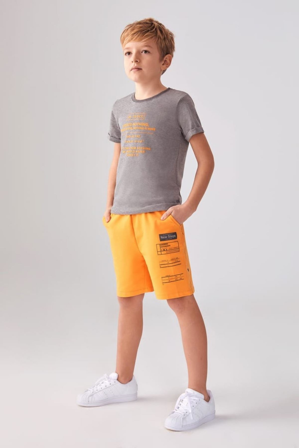 Update Erkek Çocuk T-shirt