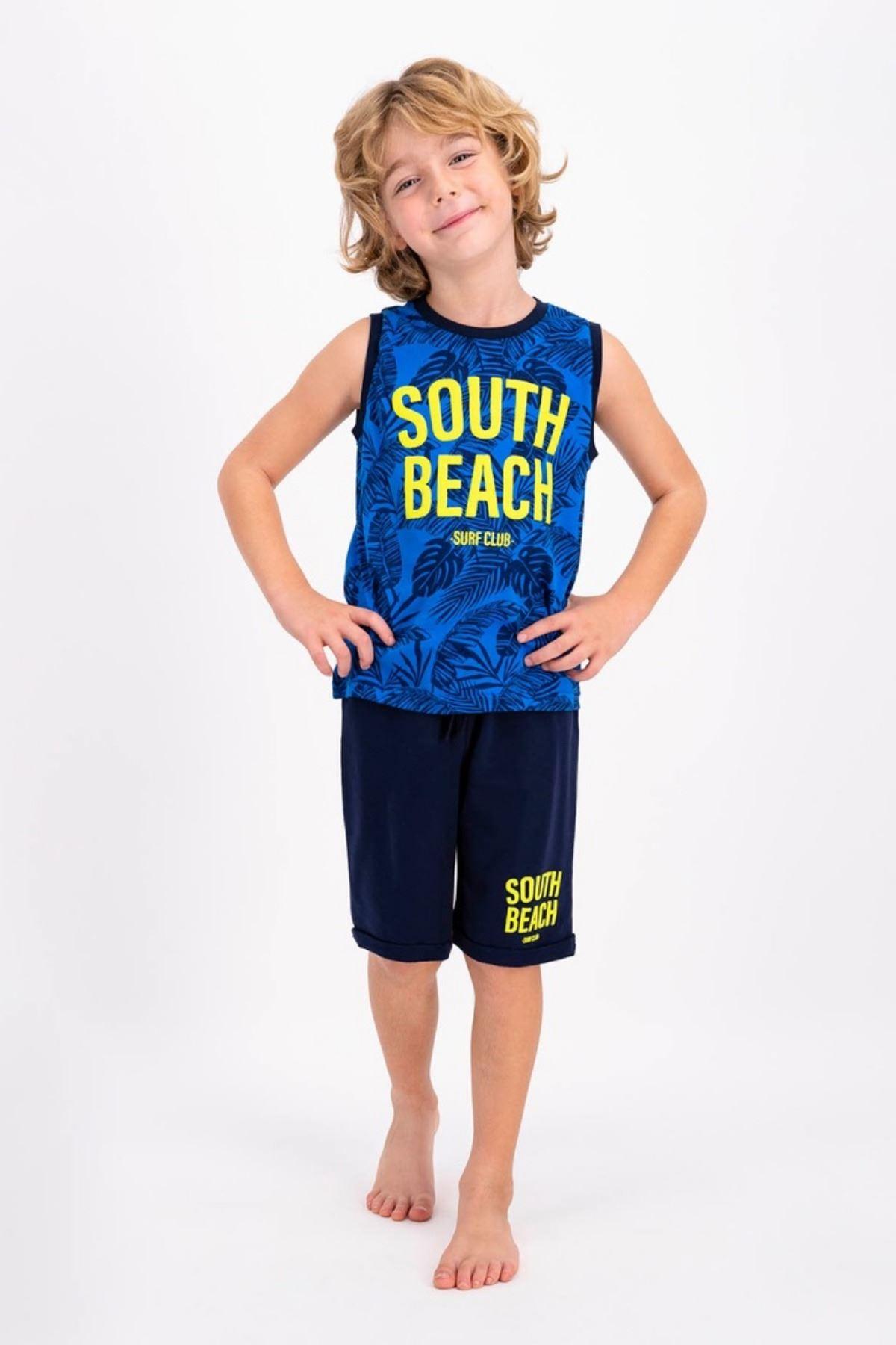 9-15 Yaş South Beach Erkek Çocuk Takım - Laci