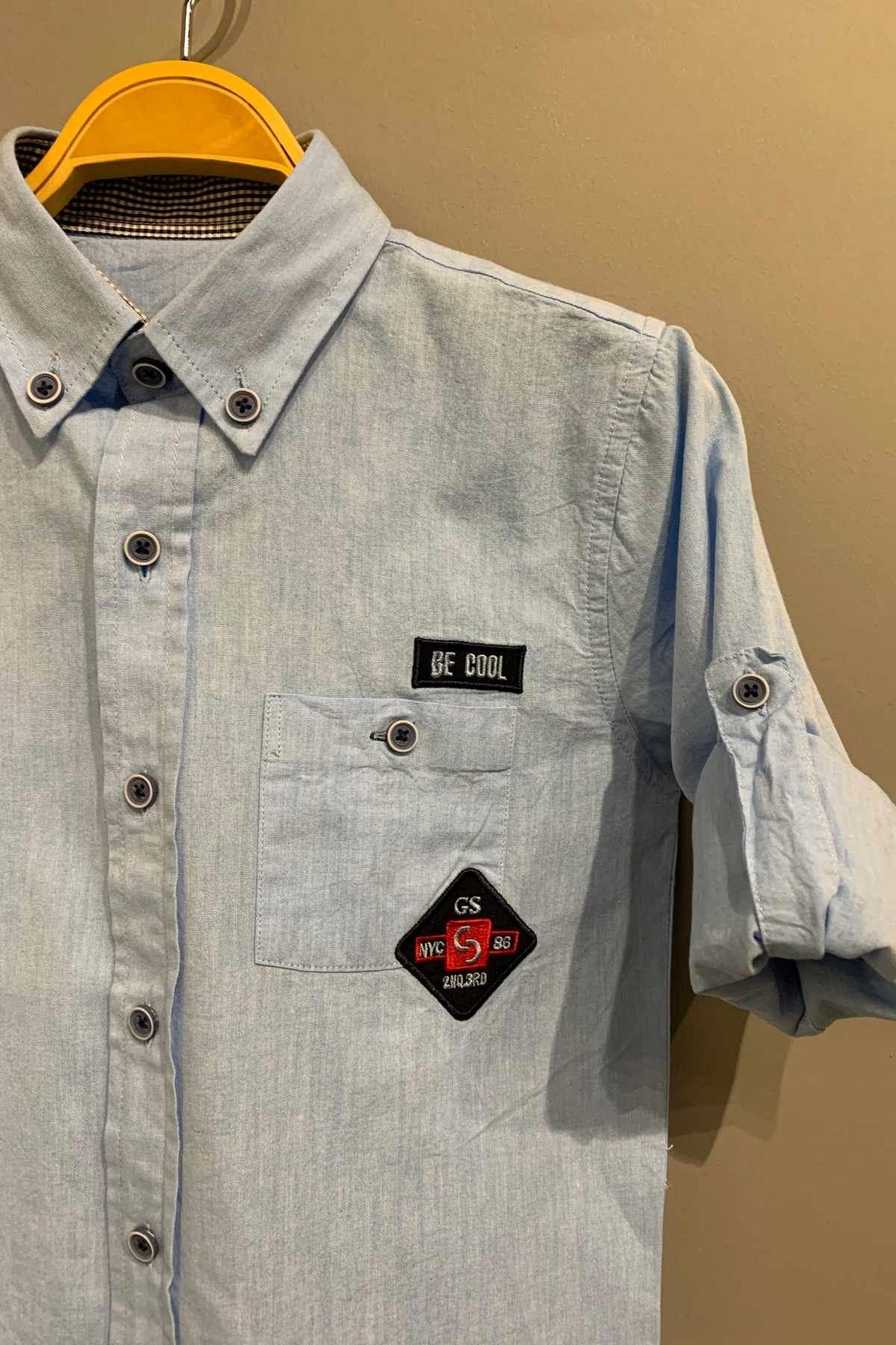 Be Cool Erkek Çocuk Gömlek