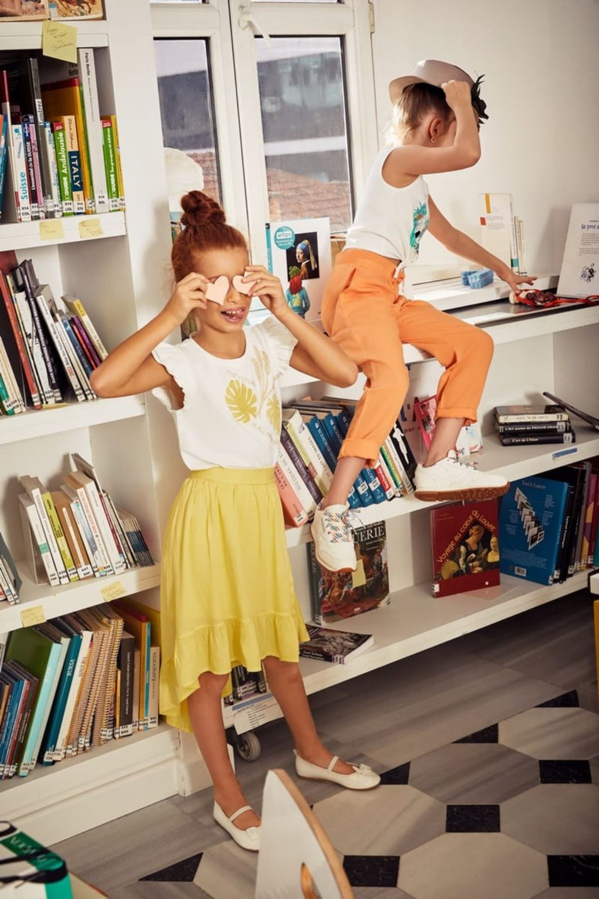 The Future Kız Çocuk Takım - Sarı