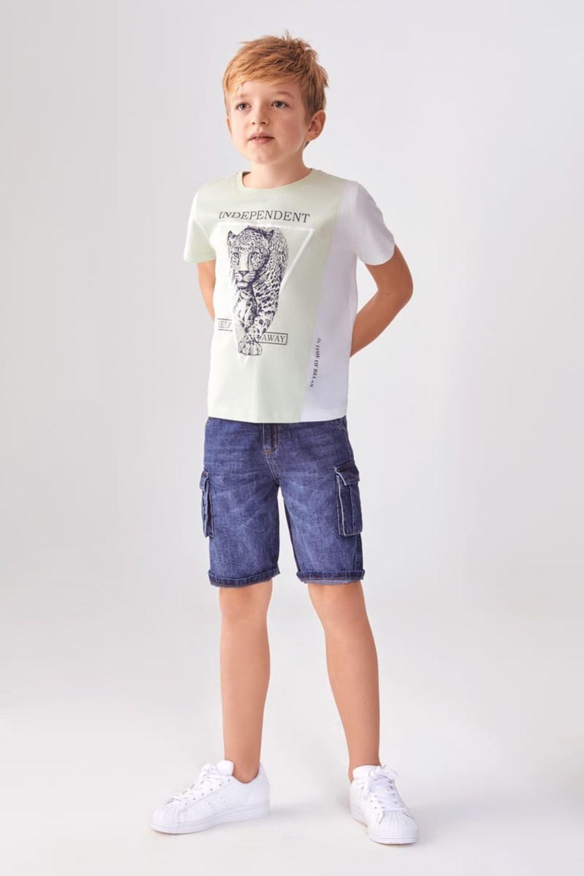 Keep Away Erkek Çocuk T-shirt
