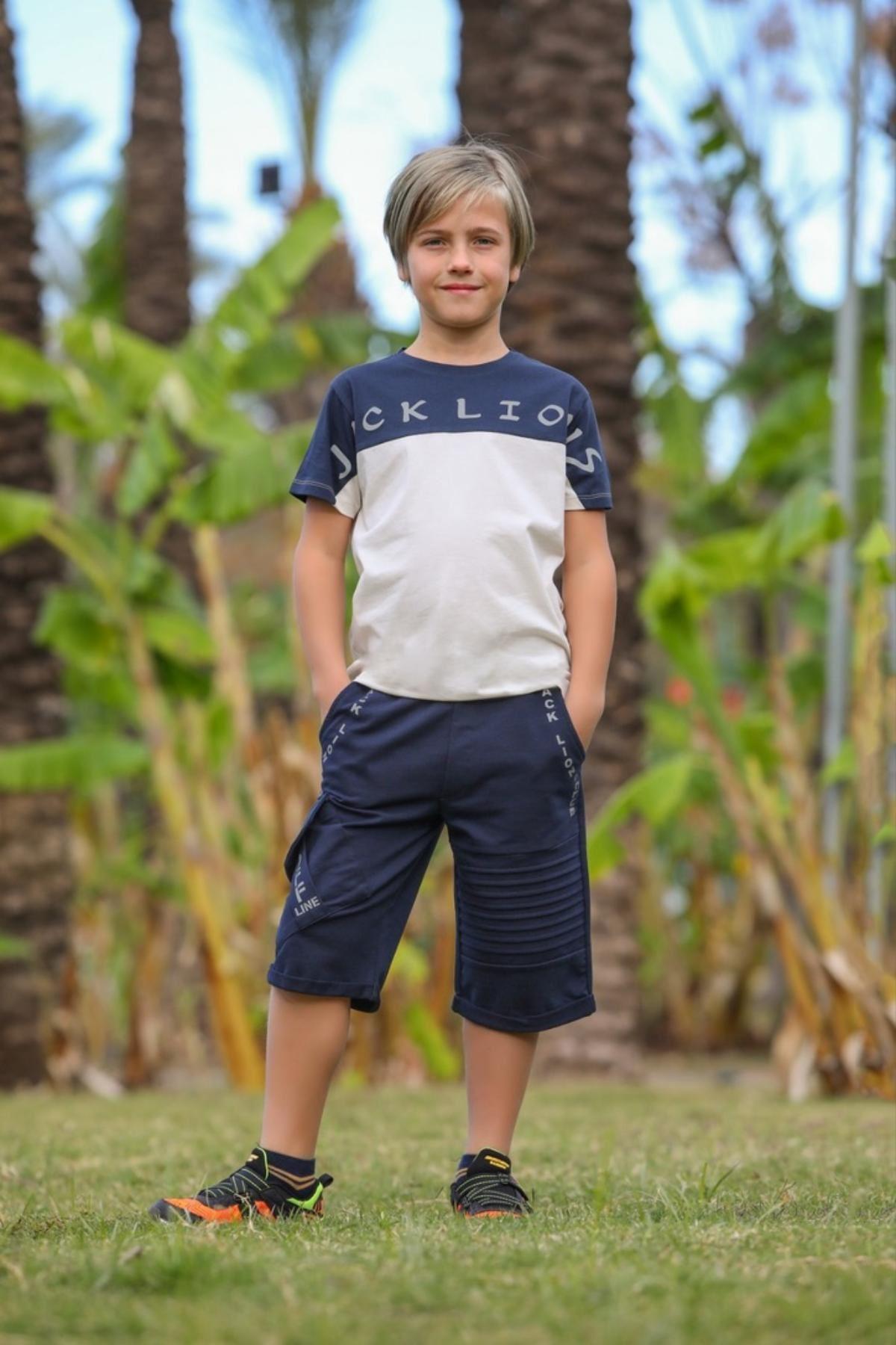 Jack Lıons Erkek Çocuk Takım- Laci