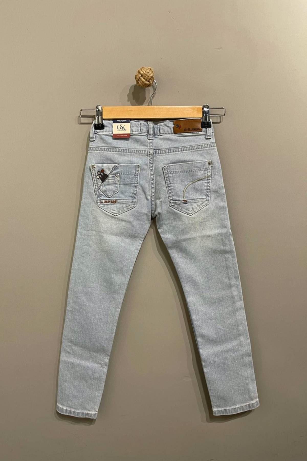 Erkek Çocuk Kot Pantolon