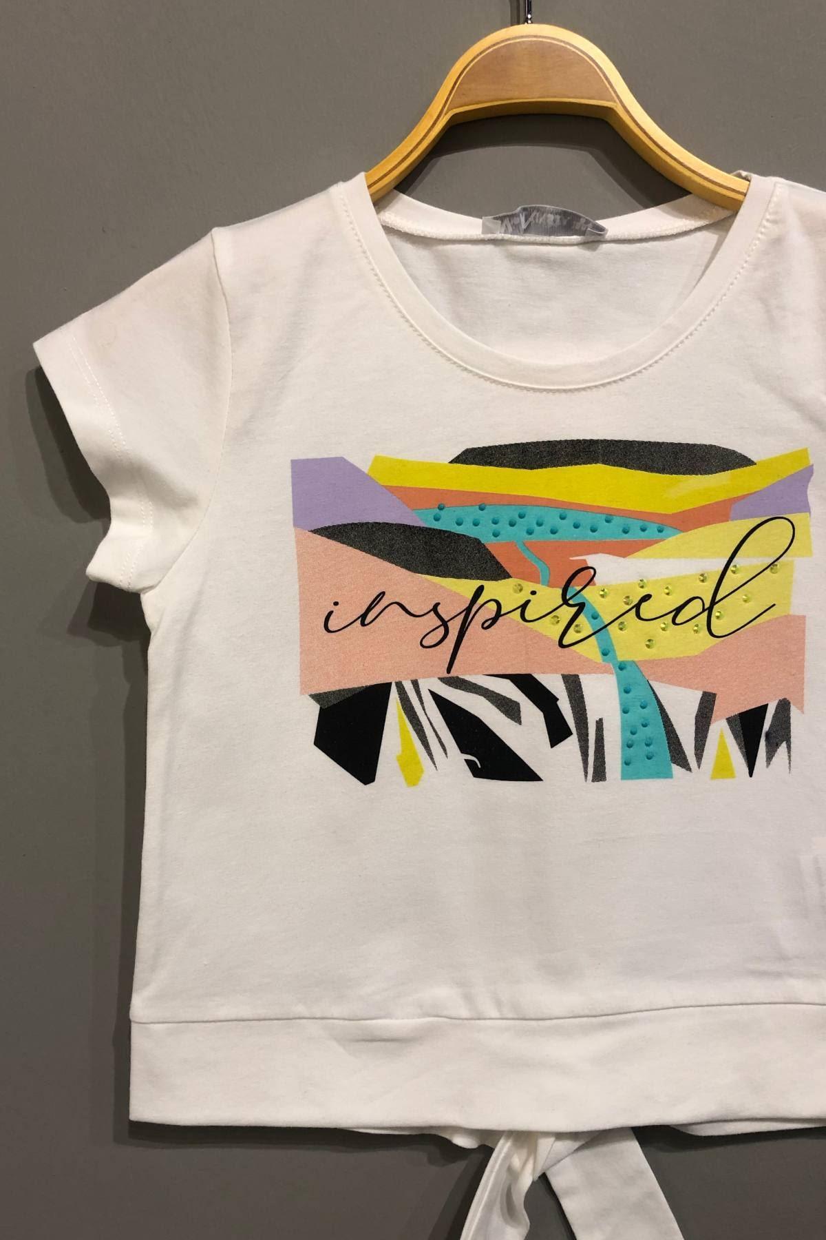 Love Kız Çocuk T-shirt